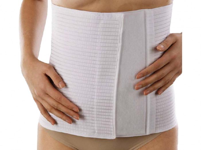 Ceinture de maintien abdominale avec ou sans coton goural 3030-3090 ... cebd572ac5b