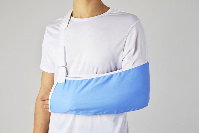 valeur formidable original de premier ordre bien Echarpe d'immobilisation du bras et épaule