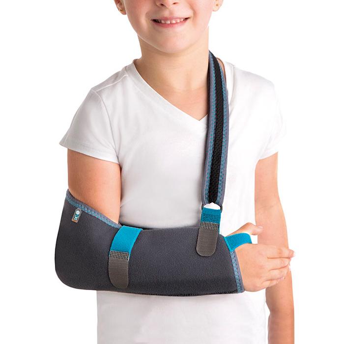 meilleurs prix disponible différents types de Echarpe d'immobilisation de l'épaule pédiatrique