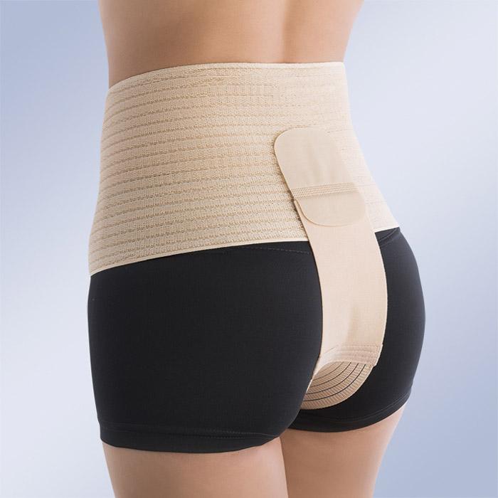 Ceinture de maintien abdominal pour prolapsus génito-urinaire goural S-130    Distributeur national EXCLUSIF Push Braces, Pavis, Sporlastic, Orliman,  Darco, ... 4fab356e717
