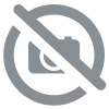 NEOPRENE KNEE SUPPORT WITH THIGH AND CALF OPENING LATERAL STABILISERS AND ADJUSTMENT STRAPS